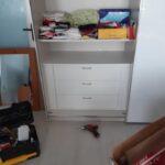 renovace skříně