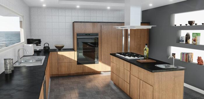 Jak kombinovat barvy kuchyně?
