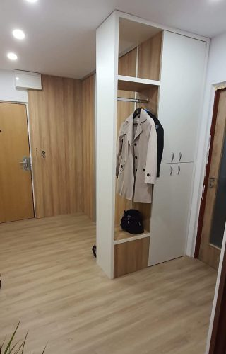 Vestavěné skříně Pardubice
